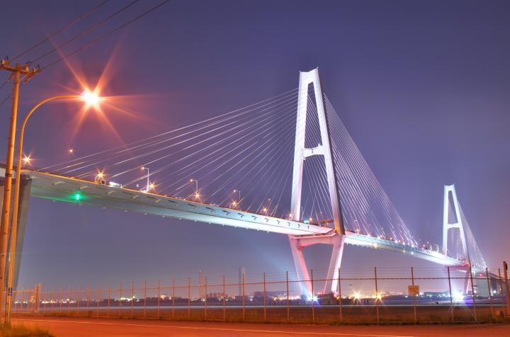 美しさ Lv1.0 】 名港中央大橋(...